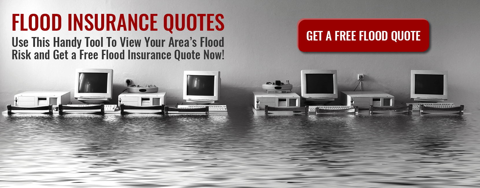 Flooded Living Room - Flood Insurance Florida